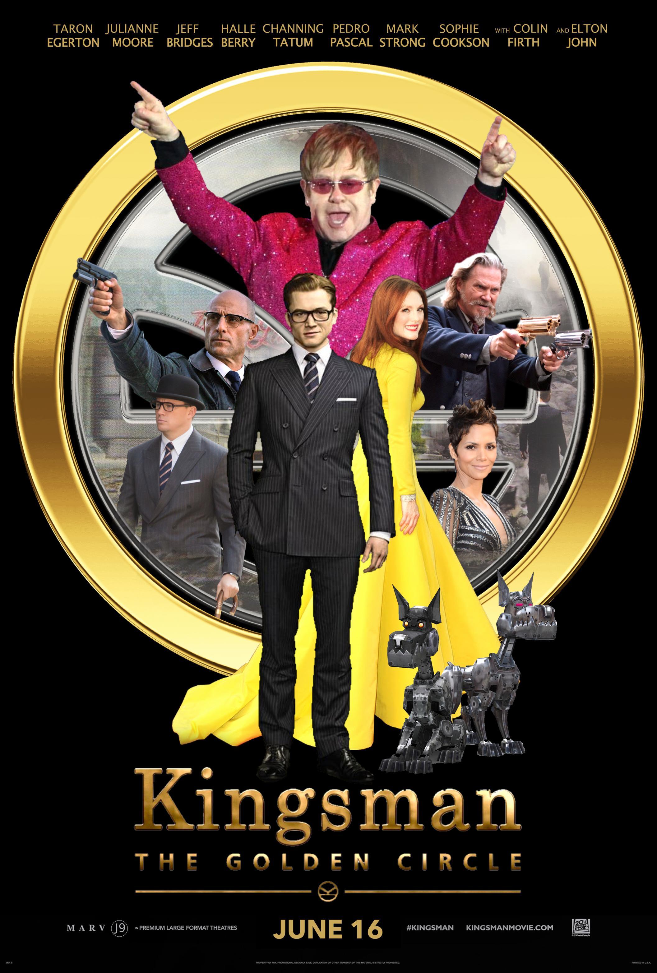 Kingsman The Golden Circle Streamcloud